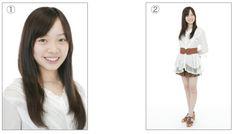 オーディション写真・宣 材 写 真で必要なのは ① バストアップと ② 全身写真の2枚です