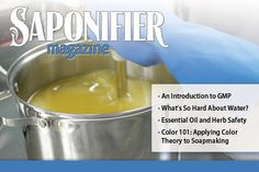 Saponifier Back Issue: Jan/Feb 2014 by Saponifier on Etsy
