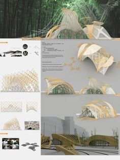 The winning proposals for the China East Lake Tai Public Art Competition