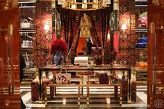 The Tory Burch Store in Qatar