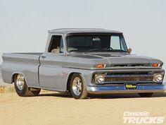64 Chevy Pickup...  :)