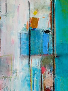 I Love Mary Ann Wakeley's Paintings Abstract Landscape, Abstract Art, Pastel Colour Palette, Abstract Expressionism, Love Art, Painting Inspiration, Les Oeuvres, Art Lessons, Mark Making
