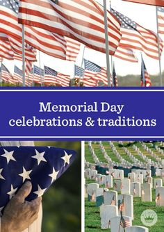 memorial day customs and traditions