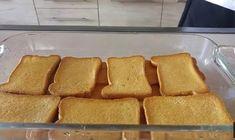 Το πιο εύκολο,δροσερό και πεντανόστιμο Γλυκό Ψυγείου!!! ~ ΜΑΓΕΙΡΙΚΗ ΚΑΙ ΣΥΝΤΑΓΕΣ Fridge Cake, Sweets Cake, Dessert Recipes, Desserts, Greek Recipes, Cornbread, French Toast, Cooking, Breakfast
