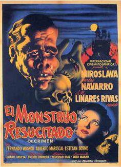El Monstruo Resucitado (1953) Latino