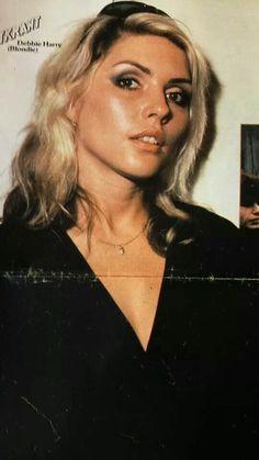 , Chris Stein, Blondie Debbie Harry, Vintage Models, New Wave, Rolling Stones, Hair Band, Rock And Roll, Hair Cuts, Beautiful Women