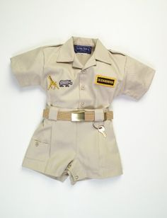 Amazon.com: Infant & Toddler Zoo Keeper Outfit: Clothing Capitol Clothing See www.littlebaron.com for company contact info and where to buy in retail stores.