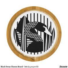 Black Swan Cheese Board - Iris