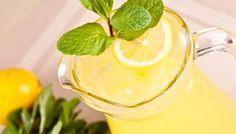 6 υπέροχες συνταγές για τέλεια σπιτική λεμονάδα !