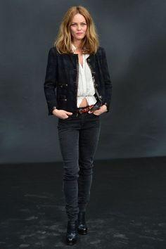 Vanessa Paradis, singer, model and actress - HarpersBAZAAR.com