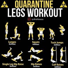 fitness At Home bodybuilding - Skip the gym and get your leg pump anywhere you want to squat, lunge, and jump Leg Workouts For Men, Best At Home Workout, At Home Workout Plan, At Home Workouts, Workout Plans, Leg Home Workout, Exercise At Home, Gym Workout Chart, Gym Workout Tips
