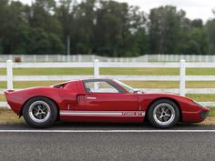 """1966 Ford GT40 """"P/1057"""" #fordgt"""