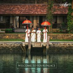 A royal welcome awaits you at Chittoor Kottaram, a palace turned hotel in Kerala that only entertains 1 guest/one couple/ one family at a time.