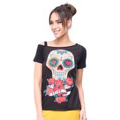 Camiseta mujer CATRINA-V Ref 4336