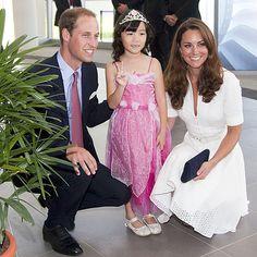 LITTLE PRINCESS photo   Kate Middleton, Prince William