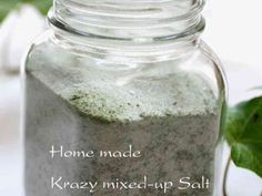 Krazy Salt 保存食「自家製クレイジーソルト