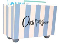 New Arrivals Blue Stripe Bookholder