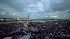 Antwerp in a 3 minute something nutshell - Moving Antwerp
