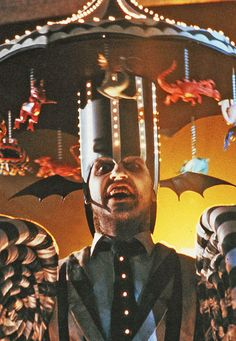 Michael Keaton // Beetlejuice (1988)