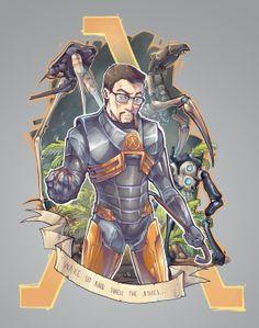 Half Life 2 by Avionetca.deviantart.com on @deviantART