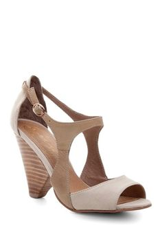 Envy Sabine Strappy High Heel by Bring It on on @HauteLook