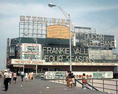 Atlantic City in the 70s.  Jersey Boys