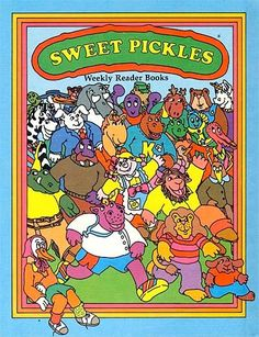 Sweet Pickles books