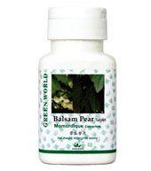 Balsam Pear Tablet R312 Reduce Blood Sugar, Pear, Centre, Bulb