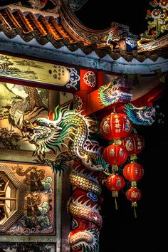 CHINESE TEMPLE by ChantalCecchetti. @go4fotos