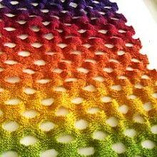 Kauni Brady scarf pattern from Noble Knits. Very cool.
