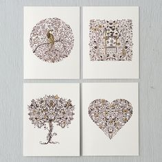 The Forest Feast Print Collection By Erin Gleeson Abramsnoterie