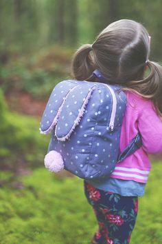 Toddler Bunny Backpack Pattern