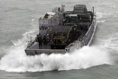 amphibious assault | ... amphibious assault ship USS Essex (LHD 2) during well deck operations