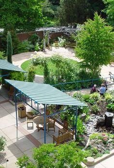 An Evidence-based Approach to Therapeutic Landscapes Garden Landscape Design, Landscape Architecture, Garden Landscaping, Sensory Garden, Outdoor Furniture Sets, Outdoor Decor, Outdoor Ideas, Love Garden, Outdoor Gardens