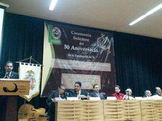 SMGE TIJUANA.- Ceremonia Solemne de Celebración del 50 Aniversario de su Fundación.