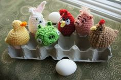 I need to learn to make this kind of stuff, super cute idea for next Easter!!