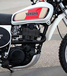 Yamaha XT 500 - 1977