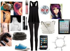"""""""IM GOING TO THE MOVIES WITH MY COUSINS!"""" by charlipooh ❤ liked on Polyvore"""