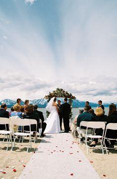 Lake tahoe wedding venues the knot