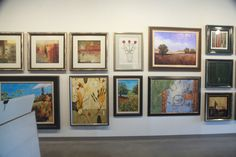 New for spring 2015 on the Art Dallas gallery walls!!! www.artdallas.com