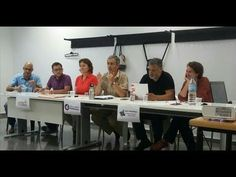 Álvaro de Verástegui expone en el debate de Molina de Segura las propues...