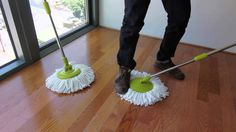 Spin Mop Tips and Tricks by Mopnado
