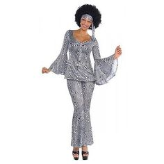 Disco-Costume-Adult-70s-Halloween-Fancy-Dress