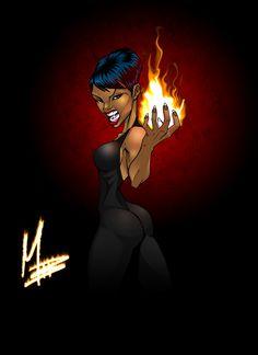 FIRE by MBOND3.deviantart.com on @deviantART
