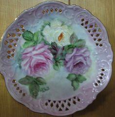 Rose China Painting