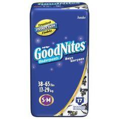 Free Sample of Goodnites Underwear  http://www.samplestuff.com/2012/07/free-sample-of-goodnites-underwear-2/