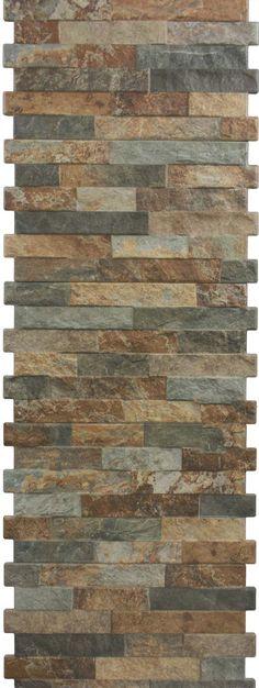 Ribera Slate Effect Wall Tile garden wall sun room Ribera Slate Effect Wall Tiles Stone Tile Texture, Tiles Texture, Stone Tiles, Slate Effect Tiles, Garden Tiles, Rustic Stairs, Tile Stairs, Kitchen Wall Tiles, Kitchen Cabinets