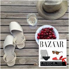 PONS Sandals by #AvarcasUSA, Showing #Stylemax Jan.24-26, 2015 #Leather #MadeInSpain #Ponslifestyles
