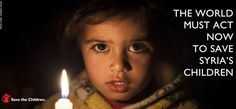 Using Social Media to Save the Children in Syria
