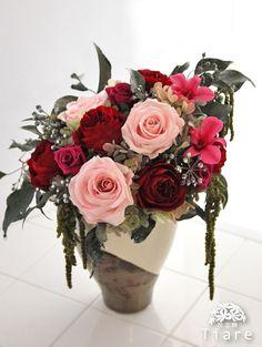 2f52a8ed54041 デザイナー ブログ プリザーブドフラワーギフト ハワイアンなフラワーアレンジメント、仏花、お供え花の販売ネットショップ 花工房Tiare(ティアレ)